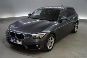 BMW 1 Series 116d EfficientDynamics Plus 5dr - ELECTRIC