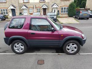 Toyota Rav- in Chippenham | Friday-Ad