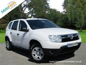 Dacia Duster AMBIANCE DCI 4WD