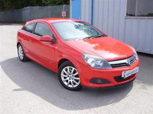 Vauxhall Astra 1.9 CDTi Design [120]