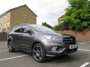 Ford Kuga 1.5 T ECOBOOST 180 ST-LINE AWD 5DR AUTOMATIC NAV