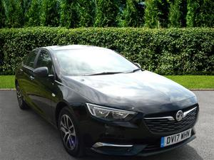 Vauxhall Insignia GRAND SPORT DESIGN NAV ECOTEC