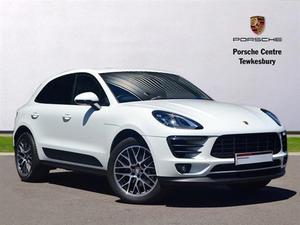 Porsche Macan PDK Semi Auto