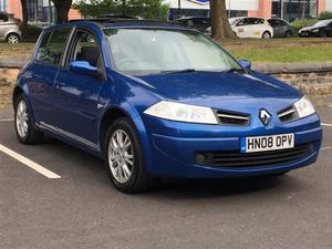 Renault Megane 1.6 VVT New Expression 5dr