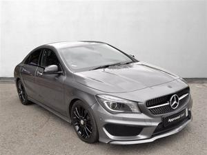 Mercedes-Benz CLA Class CLA 220d [177] AMG Sport 4dr Tip