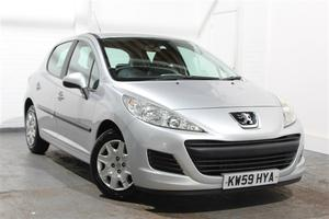 Peugeot  HDi S 5dr (a/c)