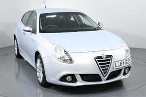 Alfa Romeo Giulietta 1.6 JTDM-2 BUSINESS EDITION 5d 105 BHP