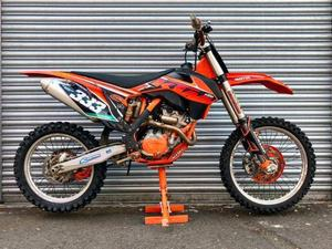 KTM 350 SXF  in Poole   Friday-Ad