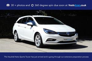 Vauxhall Astra 5dr 1.6Cdti 136ps 16v Start Stop SRi Nav *Sat