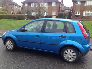 Ford Fiesta 1.4 lx auto 52k miles fsh in London |