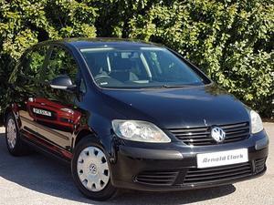 Volkswagen Golf Plus 1.4 S 5dr