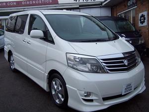 Toyota Alphard AS EDITION Auto