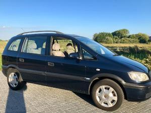 Vauxhall Zafira  Petrol,MOT drives well quick sale
