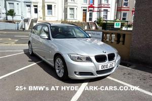 BMW 3 Series 320d [184] SE Business Edition