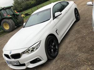 BMW 420d M Sport in Crawley | Friday-Ad