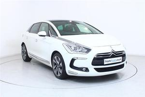 Citroen DS5 5dr 2.0Hdi Dstyle * Sat Nav Panoramic Roof