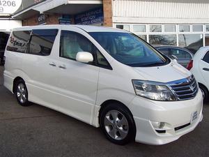 Toyota Alphard AS PLATINUM SELECTION Auto