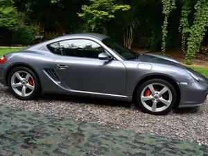 Porsche Cayman 3.4s FPMDSH low miles in Bath | Friday-Ad