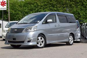 Toyota Alphard 3.0 V6 Automatic FRESH IMPORT Power Doors &