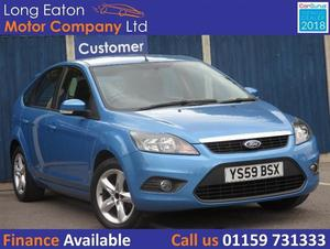 Ford Focus 1.6 Zetec 5dr (FULL FORD SERVICE HISTORY)