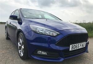 Ford Focus 2.0 TDCi 185 ST-2 5dr Sat Nav -ONLY 275 per month