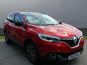 Renault Kadjar 1.5 dCi Signature S Nav 5dr EDC Auto