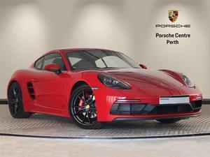 Porsche Cayman 2.5 GTS 2dr PDK Auto