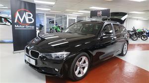 BMW 3 Series 320d SE [Start Stop] 6Sp **SAT NAV**