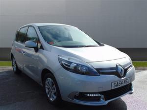 Renault Scenic 1.5 dCi Dynamique TomTom Energy 5dr [Start