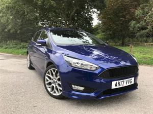 Ford Focus st-line tdci - folkestone -