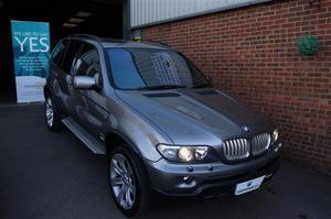 BMW X5 3.0d Sport 5dr Automatic