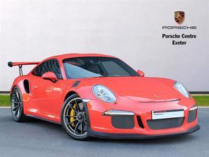 Porsche 911 GT3 RS PDK Semi Auto