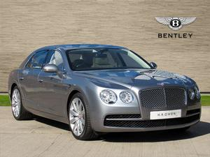 Bentley Flying Spur 4.0 V8 4DR AUTO Semi-Automatic