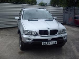 BMW X5 3.0d SE Auto