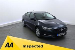 Vauxhall Insignia 1.6 GRAND SPORT DESIGN NAV ECOTEC 5d 134