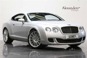 Bentley Continental 6.0 W12 GT Speed 2dr Auto