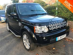 Land Rover Discovery 3.0 TD V6 HSE 4X4 5dr Auto