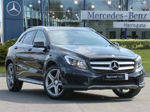 Mercedes-Benz GLA Class GLA 220 D 4MATIC AMG LINE Automatic