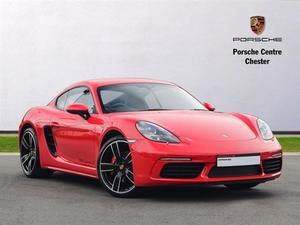 Porsche 718 CAYMAN S PDK Auto