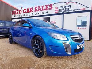 Vauxhall Insignia 2.8 VXR 4d 320 BHP