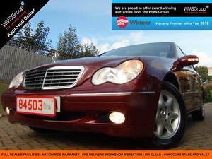 Mercedes Benz C180 Kompressor Elegance SE Auto -