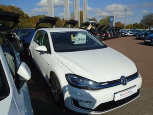 Volkswagen Golf ELECTRIC GOLF AUTOMATIC
