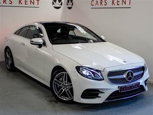 Mercedes-Benz E Class E300 AMG Line Premium 2dr 9G-Tronic