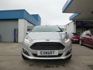 Ford Fiesta 1.0 EcoBoost Titanium X (s/s) 5dr
