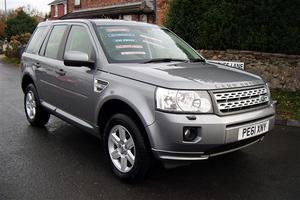 Land Rover Freelander 2.2 SD4 GS TURBO DIESEL AUTOMATIC - 1