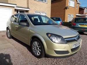 Vauxhall Astra  Low milleage for year in daily use in