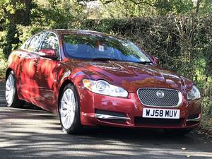 Jaguar XF V6 PREMIUM LUXURY Auto