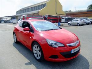 Vauxhall Astra Gtc Sport CDTi Ss 3dr