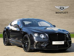 Bentley Continental 6.0 W12 SUPERSPORTS Automatic