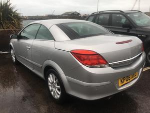 Vauxhall Astra TwinTop Convertible 1.9 CDTI Sport